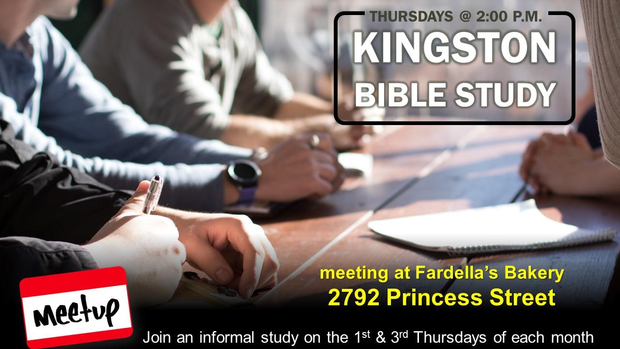 Meetup Studies | Looking Unto Jesus